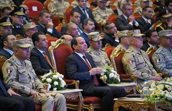 المؤتمر: أبطال مصر يواصلون القتال حتى يحيا 100 مليون