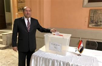 المصريون يبدأون التصويت بالانتخابات الرئاسية بسفارات برلين وباريس وروما