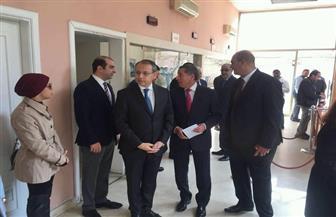 توافد المصريين على مقر السفارة ببيروت للتصويت فى انتخابات الرئاسة   صور