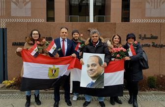 المصريون في ألمانيا يواصلون التصويت في الانتخابات الرئاسية لليوم الثاني على التوالي
