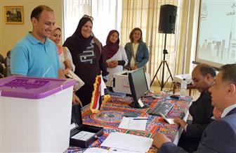 """""""المصريين الأحرار"""": حضور المصريين بكثافة للجان الاقتراع بالخارج خير رد على الحاقدين"""