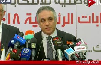 المستشار الشريف: لا توجد خروقات دعائية من قبل المرشحين لانتخابات الرئاسة