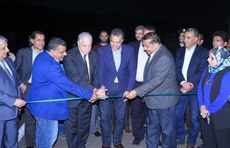 وزير النقل ومحافظ جنوب سيناء يفتتحان طريق طابا - نويبع بتكلفة ١٠٠ مليون جنيه | صور