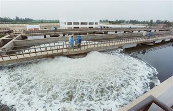 مياه مطروح: موافقة مبدئية على إنشاء شبكة صرف صحي لمدينة السلوم