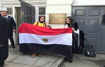 سفارة مصر بلندن تبدأ اليوم الأخير للاستفتاء على التعديلات الدستورية