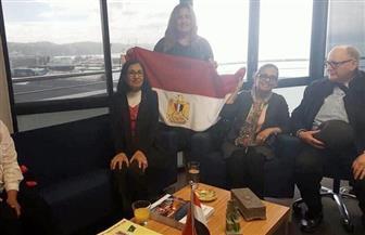 استمرار توافد المصريين على مقر السفارة بنيوزيلندا فى ثانى أيام الاقتراع | صور