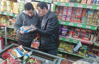 """ضبط 55 مخالفة تسعيرة وسلع مغشوشة في حملة لـ """"تموين الغربية"""""""