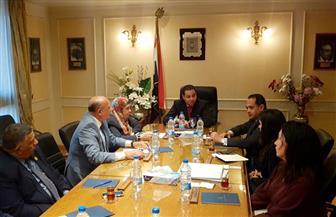 وزير قطاع الأعمال يجتمع بمجلس إدارة الشركة القابضة للسياحة والفنادق بتشكيله الجديد