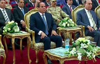 الرئيس السيسي يوافق على مد مهلة تنفيذ مشروعات شرق بورسعيد