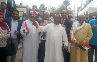 سفير مصر بالإمارات: إقبال كبير على التصويت في اليوم الثاني| صور
