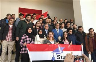 مستشار سفارة مصر بروسيا: نسبة التصويت في انتخابات الرئاسة تخطت 250% عن الأعوام السابقة