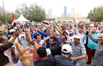 المصريون فى السعودية بعد التصويت في الانتخابات الرئاسية: جئنا اليوم لرد الجميل