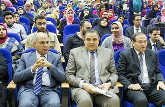 اختتام فعاليات أسبوع العلوم بجامعة كفرالشيخ