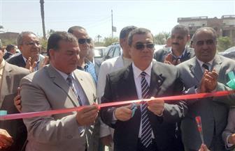 افتتاح عدد من المدارس والمساجد في العيد القومى بالفيوم| صور