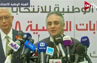 """""""الوطنية للانتخابات"""": الإقبال جيد في اليوم الثاني للتصويت.. ولا شكاوى أو أعطال"""