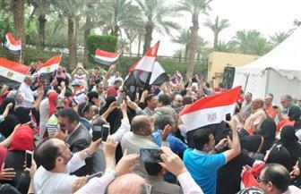 """""""شباب الصحفيين"""": تصويت المصريين بالخارج ضربة قوية لجماعة الإخوان"""