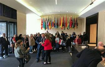 المصريون فى أمريكا وكندا يتوافدون للتصويت في اليوم الثاني للانتخابات الرئاسية