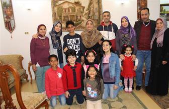 اختيار الدكتورة ثناء فهمى الأم المثالية بمحافظة دمياط | فيديو وصور