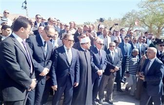خالد فودة: جنوب سيناء شهدت طفرة تنموية | صور