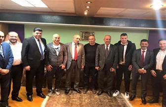 رسميا.. المصري يجدد عقد التوأم حسن