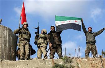"""القوات التركية و""""الجيش السوري الحر"""" يسيطران على عفرين وسط انسحاب مقاتلي الوحدات الكردية"""