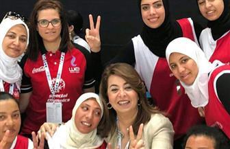 غادة والي: أثق بقدرات أبطال مصر في تحقيق إنجاز كبير بالأولمبياد الخاص في أبوظبي| صور