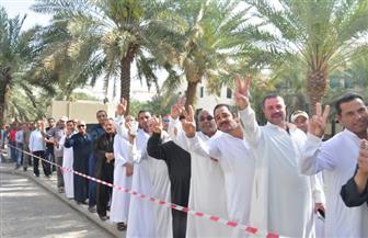إقبال كبير من المصريين بالخارج بالسعودية ودول أوروبية على صناديق الانتخابات في اليوم الثالث | صور