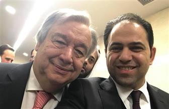 مستشار الطيب يشيد بأمين عام الأمم المتحدة: مثقف واع يعرف قدر الأزهر وتأثيره