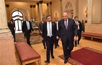 شكرى: التدخلات التركية والإيرانية تزيد الوضع تعقيدا بسوريا ونسعى لتحريك المصالحة الفلسطيني