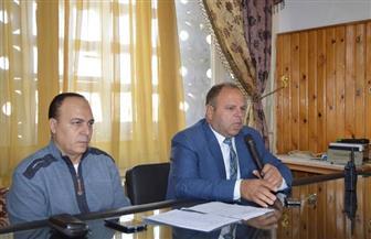مساعد محافظ كفرالشيخ يجتمع مع رؤساء القري والأجهزة التنفيذية استعدادا للانتخابات الرئاسية | صور