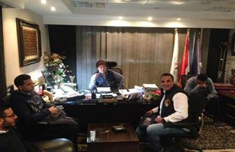 رابطة مشجعى الأردن تدعم الفراعنة في روسيا