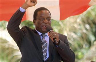 لجنة الانتخابات في زيمبابوي: فوز إمرسون منانجاجوا بانتخابات الرئاسة