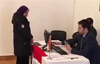استمرار تصويت المصريين بموسكو في اليوم الثالث لانتخابات الرئاسة | فيديو وصور