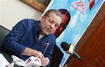 """شريف منير في ندوة """"بوابة الأهرام"""": أتمنى أن يخرج أحمد مكي فيلمي القادم"""