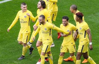 باريس سان جيرمان يقسو على موناكو بسباعية ويتوج بطلا للدوري الفرنسي