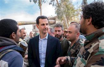 """الأسد مخاطبا قواته: """"أنتم تخوضون معركة العالم ضد الإرهاب"""""""