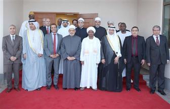 سفراء الدول العربية والإسلامية في لقائهم الإمام الأكبر يشيدون بجولات شيخ الأزهر الخارجية