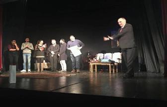 سفارة مصر في بلجراد تستضيف المسئولين الصرب والسفراء العرب والأفارقة لعرض مسرحية الزيارة| صور