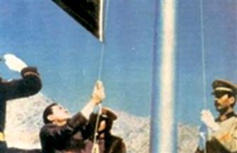 """شيخ قبيلة الجبالية يروي لـ""""بوابة الأهرام"""" ذكريات رفع العلم المصري على طابا"""