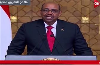 البشير: هناك إرادة سياسية قوية لحل أي إشكالية تظهر بين مصر والسودان