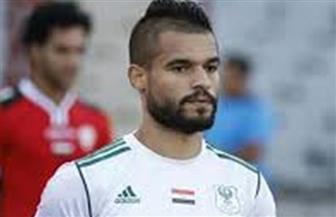 تعرف على حجم إصابة فريد شوقي لاعب المصري