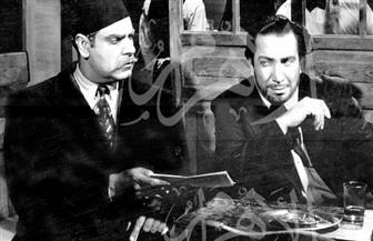 """سراج منير فتوة """"عنتر ولبلب"""" مع شكوكو والقصري في صور نادرة من الأربعينيات"""