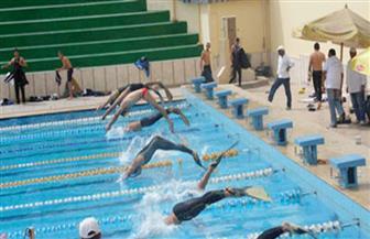 سباحة الأهلي تواصل الاستعداد لكأس مصر