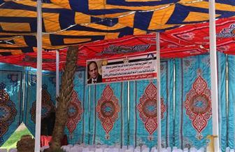 """""""انزل شارك.. مصر الأهم"""" مؤتمر لدعم الرئيس السيسي بنقابة المعلمين.. اليوم"""