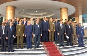 البيان الختامي للوفد العسكري الليبي بالقاهرة: الجيش الموحد نواة لأي عمل سياسي