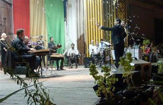 عروض فنية للأزهر وسوهاج في الملتقى الفنى للجامعات العربية بجنوب الوادي | صور