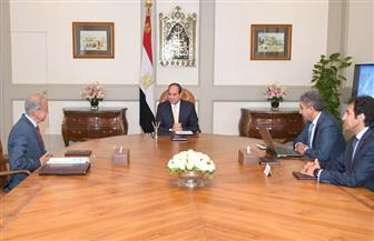 الرئيس السيسي يؤكد أهمية مواصلة تأمين المطارات وفقا لأعلى المعايير العالمية