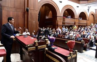 مجلس النواب يكرم الأمهات المثاليات | صور