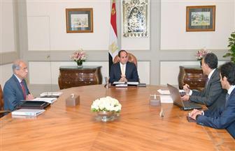 الرئيس السيسي يوجه بمواصلة تطوير منظومة النقل وتعزيز إجراءات ومعايير الأمان بالسكك الحديدية