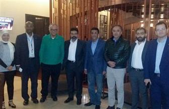 السفير المصري برواندا يستضيف وفد اتحاد الصناعات لمناقشة الفرص الاستثمارية المتاحة